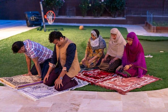Muslim hearts ache as coronavirus keeps us apart during Ramadan