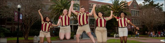 Orientation Leaders at FSU tell freshmen as much as they can about what they need to know before their first day of school but, it is impossible to cover everything.