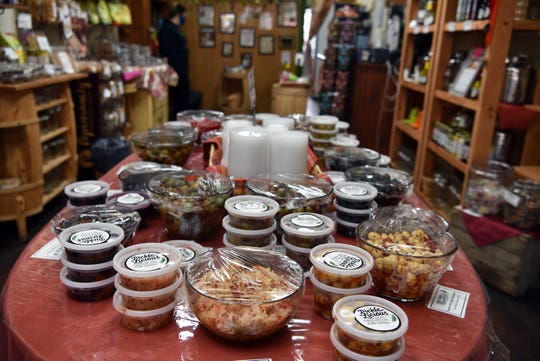 Pickle Licious in Teaneck is now open Thursday through Sunday and is prepacking all of their products during the coronavirus pandemic. The store is also offering curbside pickup for customers.