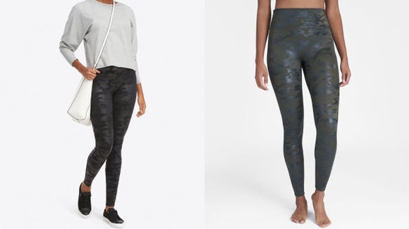 Spanx just slashed the price on its famous faux leather leggings—but only for today