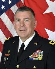 Major General Michael Stone