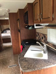 A nurse working at a nursing home with positive COVID-19 patients was connected to Johnson City resident Mark Hoskins through a Facebook post that connects RV owners with medical professionals. Hoskins has loaned her the trailer so she can live outside of her home and keep her family safe.