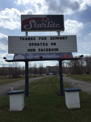 The Starlite Drive-In, already home to Sunday services for a church trying to maintain social distancing, may help some schools present virtual graduation ceremonies for the class of 2020.