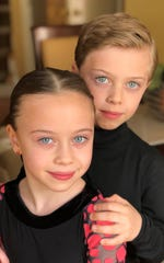 Ballroom dancing since they were 4-years-old,Nicholas and Sophia Kartashov of the Basking Ridge section of Bernards were not about to let a state stay-at-home order stop them from doing what they love. On Saturday night,in an international broadcast, the brother and sister learned they had placed first in the under 10 category for American style ballroom dancing in a virtual competition by Champions Tour.