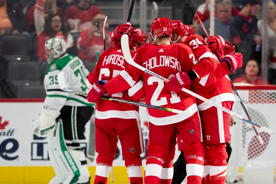 The Red Wings own the NHL's worst record in 2019-20.