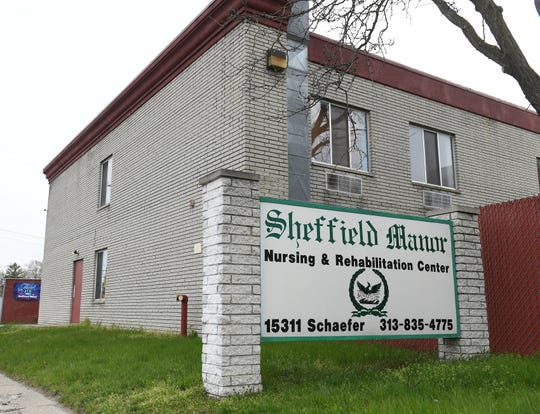 Sheffield Manor Nursing and Rehab Center has had 16 COVID-19-related deaths.
