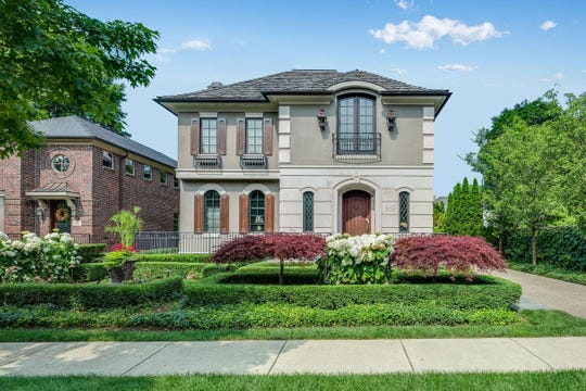 This stunning home in Birmingham that is currently on the market exudes major curb appeal.