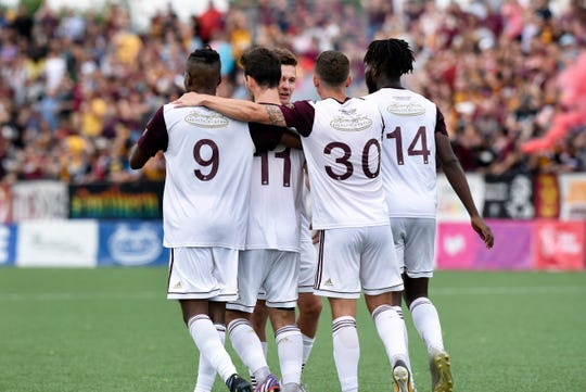 DCFC hopes to hit the field again in the summer.