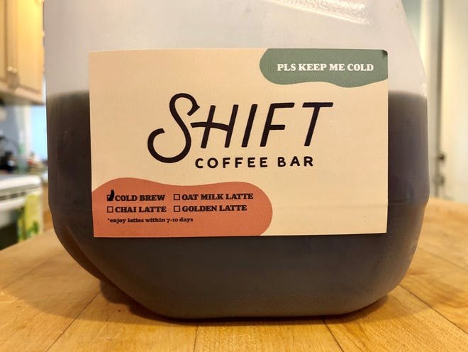 Shift Coffee Bar delivers its cold brew and lattes throughout Southwest Florida.