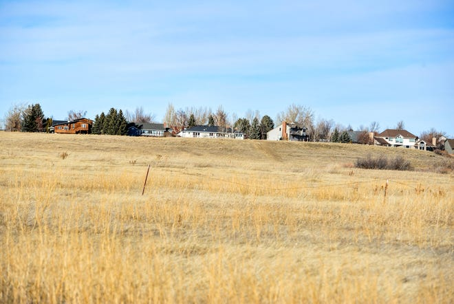 Cascade County and the state Department of Natural Resources will discuss an easement that would preserve 72 acres of open land between Fox Farm Road and the Missouri River.