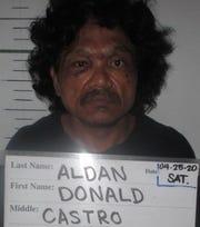 Donald Castro Aldan