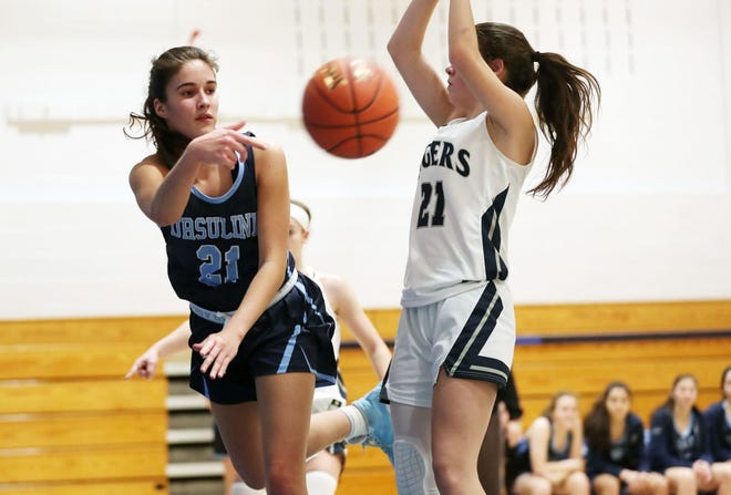 Sonia Citron (21) committed to Notre Dame on Sunday.