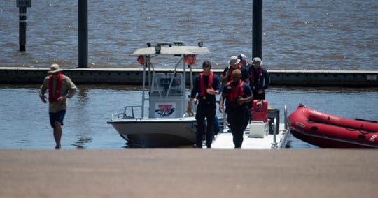 The search continues Monday, April 27, 2020, for the body of a man reportedly drowned Sunday afternoon. According to Lt. Trevell Dixon of the Reservoir Police, after getting his child, who was panicking in the water, back into the boat the man never resurfaced. Ridgeland, Madison, Rankin County, Reservoir and Mississippi Department of Wildlife and Fisheries are assisting with the search.