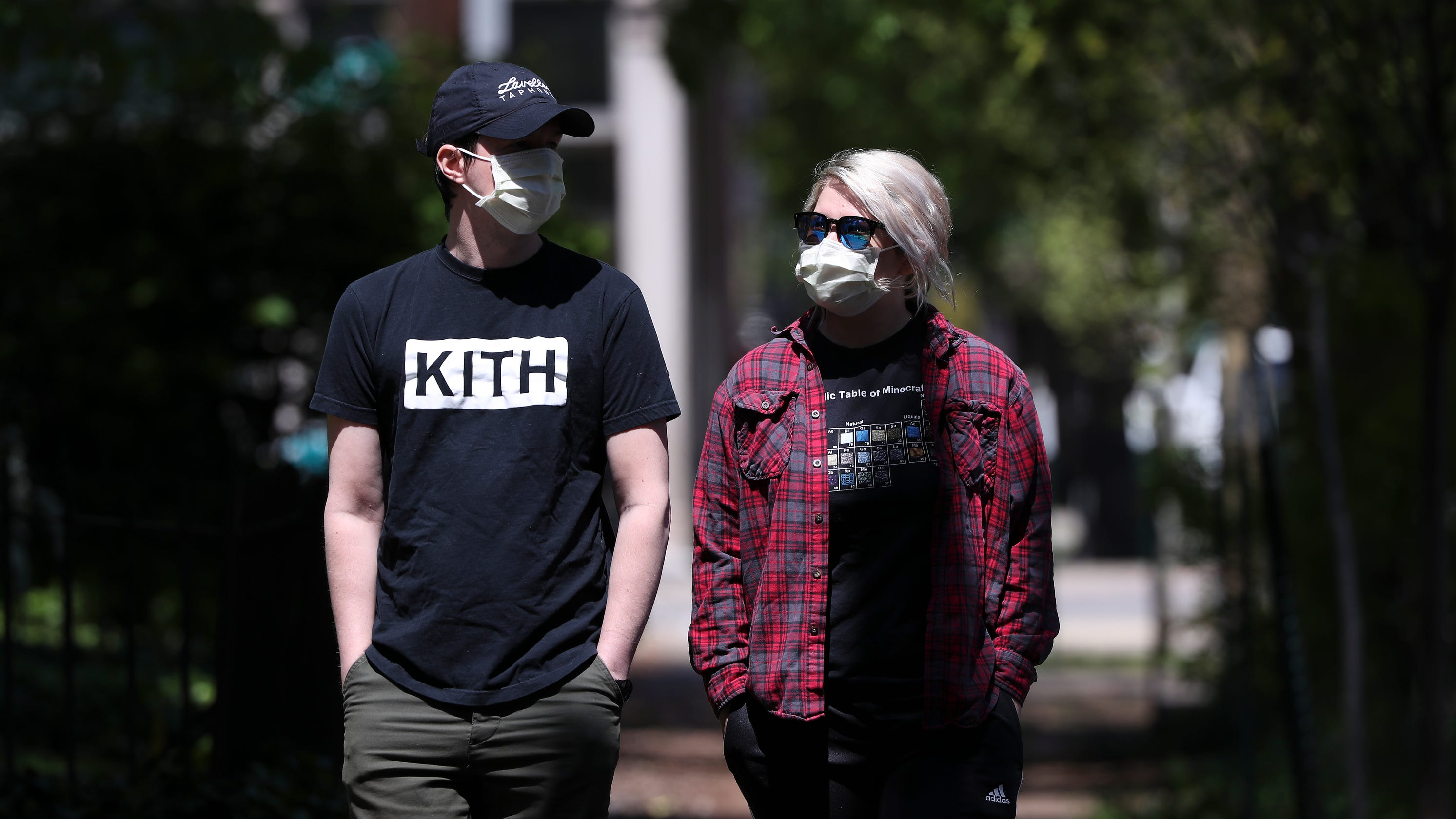 Covid 19 In Kentucky Beshear Says To Wear Masks In Public By May 11