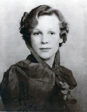 Mildred Kingsbury in 1932.