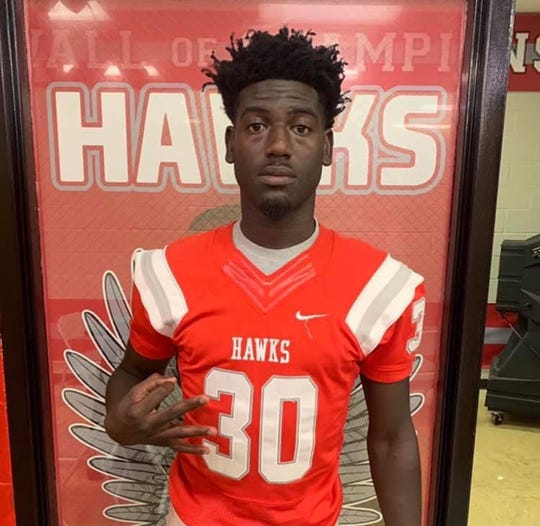 Brian McLean is a junior at Huntingdon College and plays football for the Hawks.