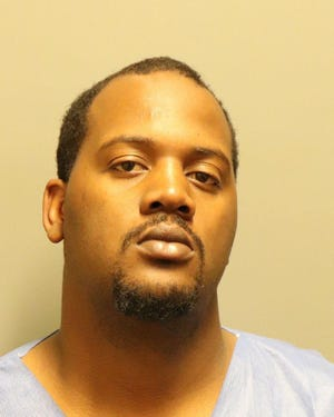 Reginald Leonard Blue Jr. was charged with second-assault, shooting into an occupied vehicle or building and murder.