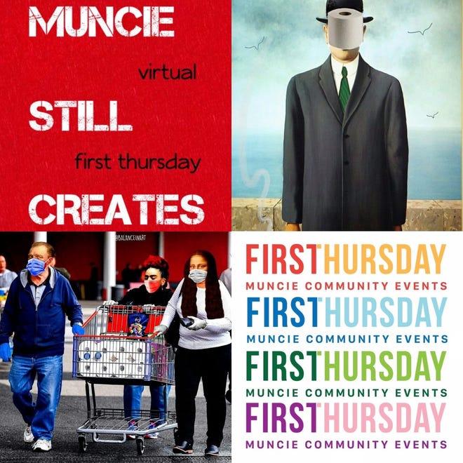 Muncie's Virtual First Thursday