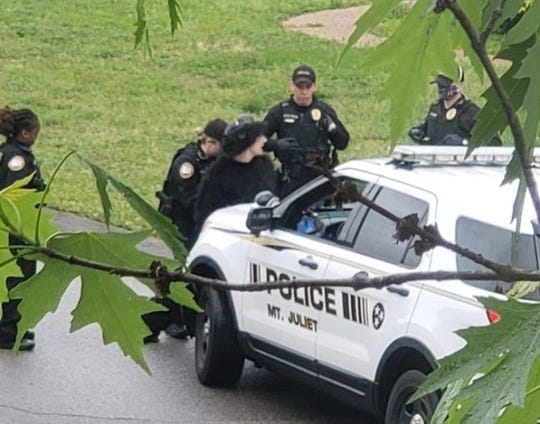 Mt. Juliet police arrest a man they say broke into a home wearing a gorilla costume.