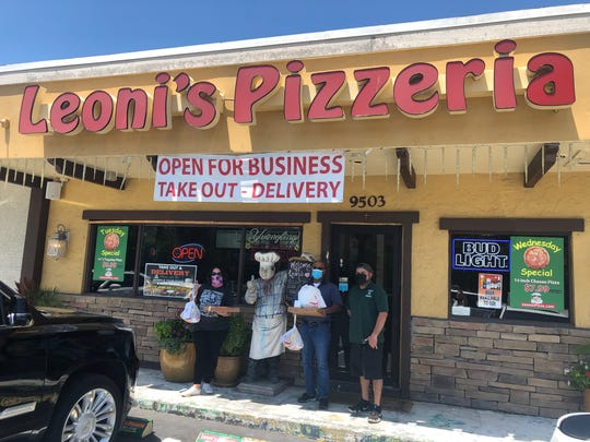 If you're a Collier County Public Schools teacher, Leoni's Pizzeria want to give you a free pizza dinner.