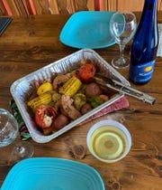 Seafood Boil Wednesday at La Hacienda de Mesilla.