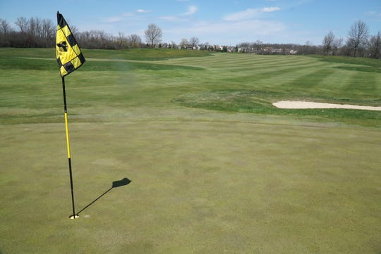 Pheasant Run opened its course to golfers on April 27, 2020.