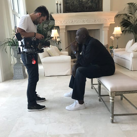 "Behind the Scenes: Interview with Michael Jordan for ""The Last Dance"""