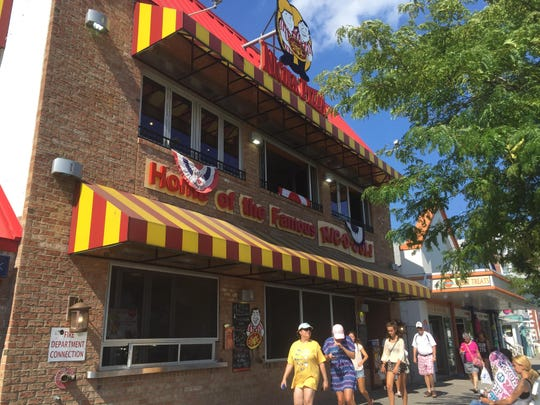 Nicola Pizza in Rehoboth Beach is temporarily closing due to growing coronavirus cases in Sussex County.