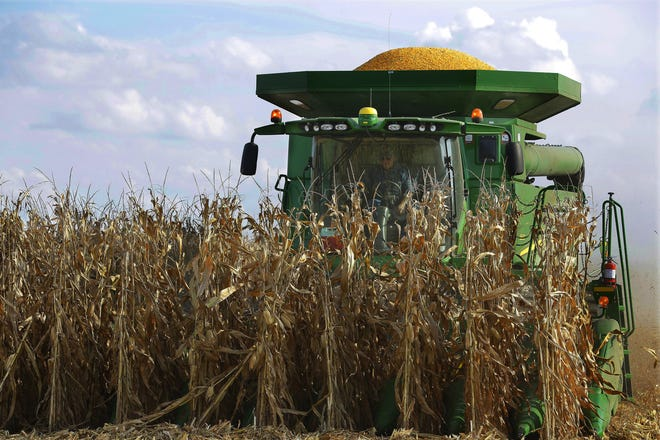 Since fuel consumption has nose-dived because of COVID-19, there is now an historic decline in U.S. ethanol production – a key for corn-growing farmers since roughly 40 percent of corn grown is used for ethanol.