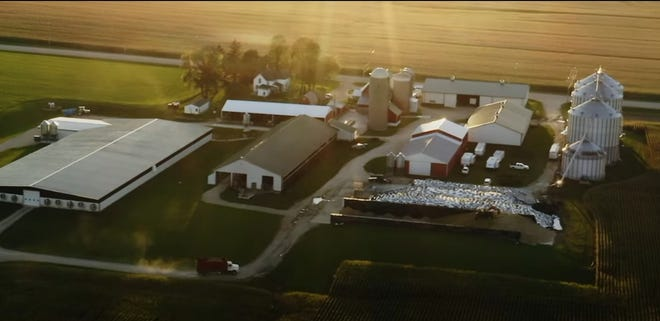 Hinchley's Dairy Farm in Cambridge is the host site for this year's Dane County Breakfast on the Farm, which has been rescheduled for August 1, 2020.