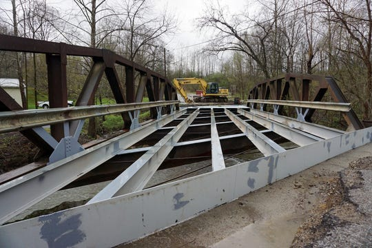An extra $1 million from the county will help the Muskingum County Engineer's Office with several projects budgeted this year, including repairing a bridge on Mollies Rock Road near Adamsville. Other projects funded by the Ohio gas tax might not be as fortunate.