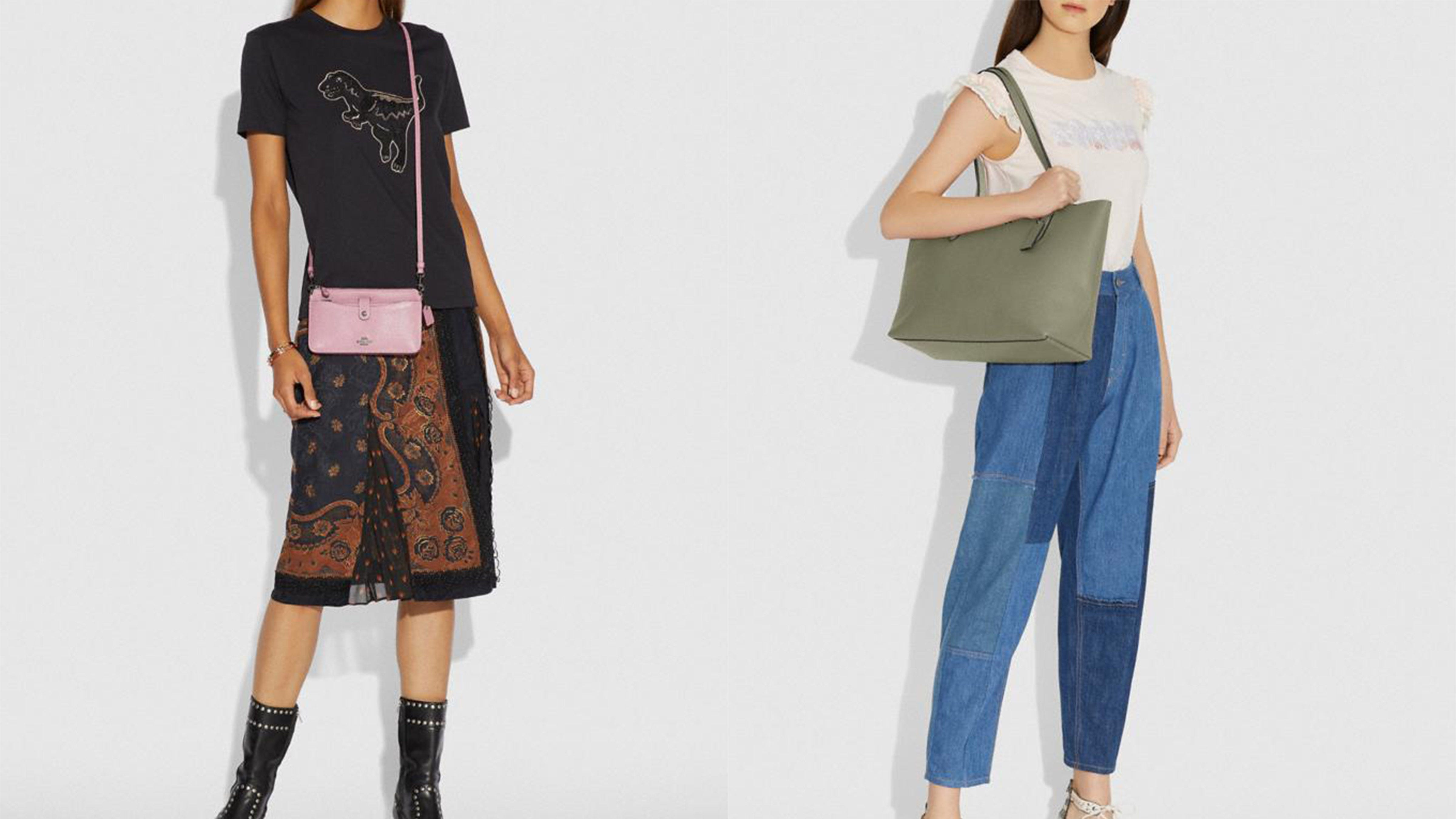 Coach Sale The Designer Brand Is Discounting Its Best Totes And More