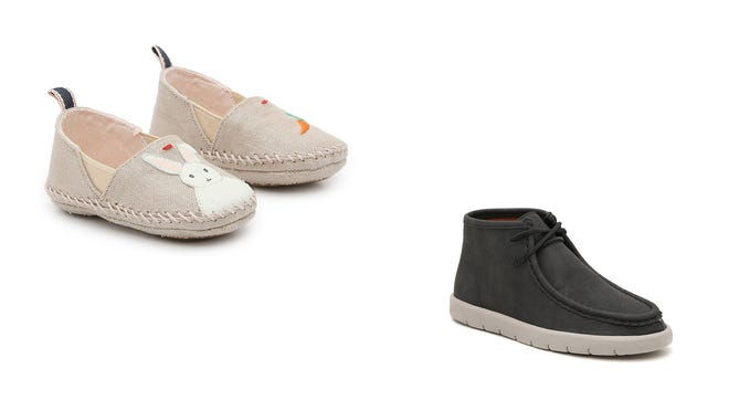 These are the best deals on kids shoes at DSW.