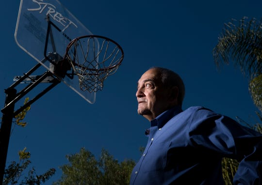 Sonny Vaccaro is a former shoe company executive who encouraged ex-UCLA basketball player Ed O'Bannon to become lead plaintiff on an antitrust lawsuit against the NCAA.