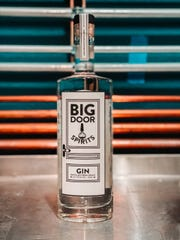 Big Door Spirits Gin available from Long Branch Distillery in Long Branch.