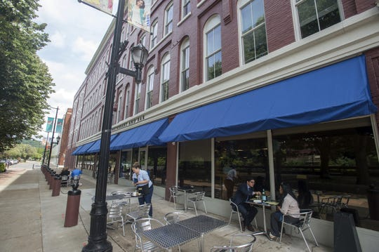 Citrea Restaurant and Bar is located along the River Walk in downtown Binghamton.