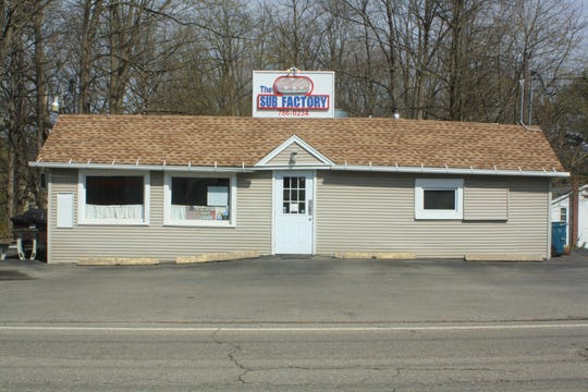 The Sub Factory in Vestal is located at 2128 Old Owego Rd.