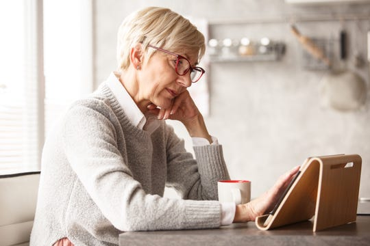 Staying connected is especially crucial for seniors right now.