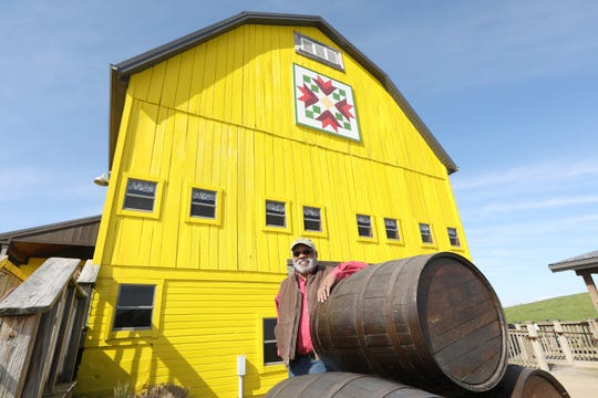 Michael White, former mayor of Cleveland and state senator, opened Yellow Butterfly Winery near Newcomerstown in 2010.