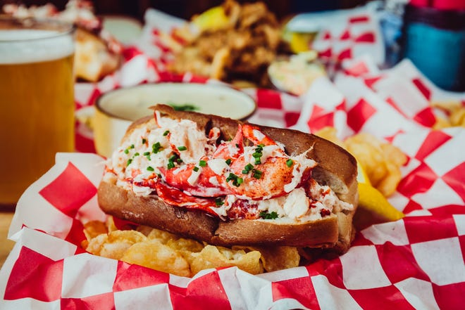 Hazel, Ravines & Downtown in Birmingham is bringing back its popular lobster roll for take out.