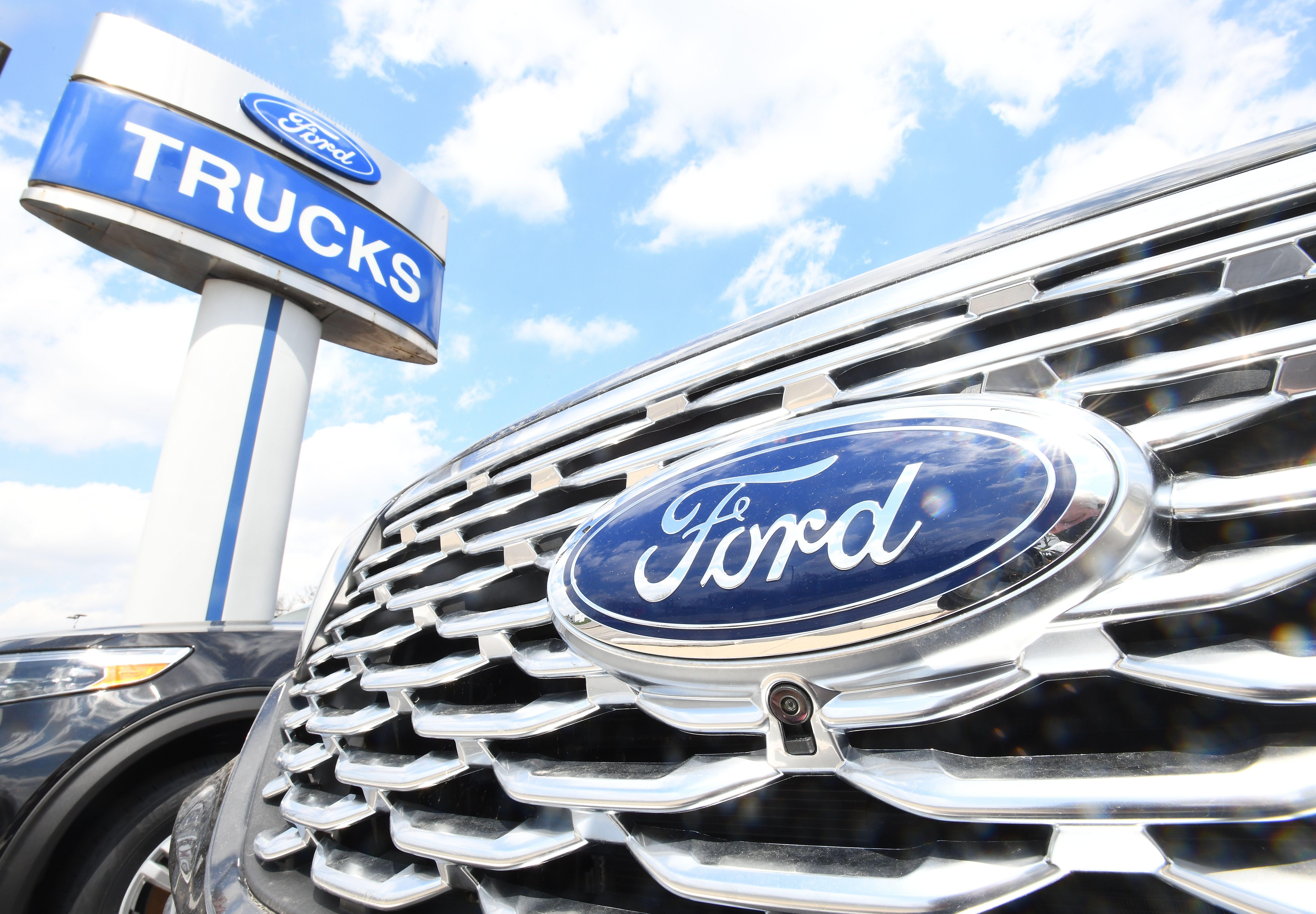 Ford announces recall of more than 660K Explorer SUVs