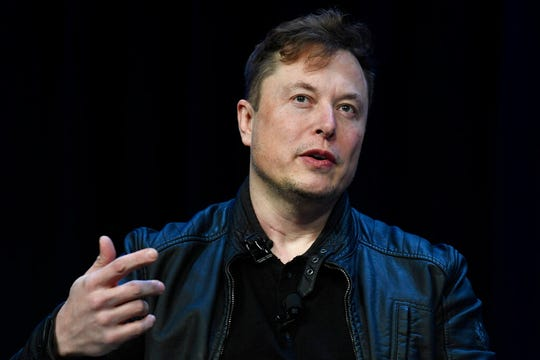 Tesla Chief Executive Officer Elon Musk