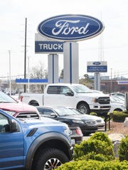 Sales of pickup trucks have rebounded to where they were before the coronavirus outbreak.