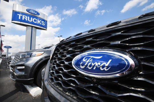 Ford moves to full production Monday, two weeks sooner than planned