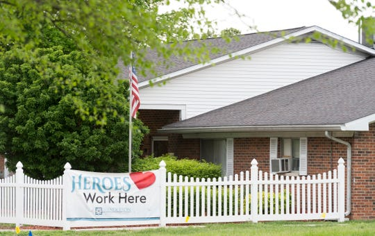 Henderson Nursing and Rehabilitation Center, 2500 N. Elm St., has had nine residents diagnosed with COVID-19.