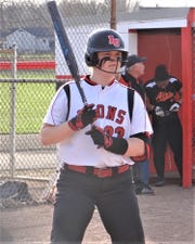 Liberty Union junior Reagan Farmer, a Ohio University commit, earned first team All-Mid-State League and second all-district honors in 2019.