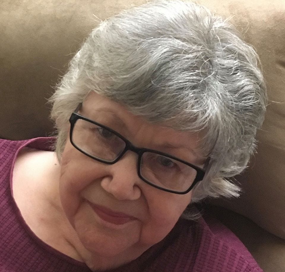 Freda Furgerson Woods, 85, of Madisonville, died April 19, 2020 after testing positive for COVID-19.