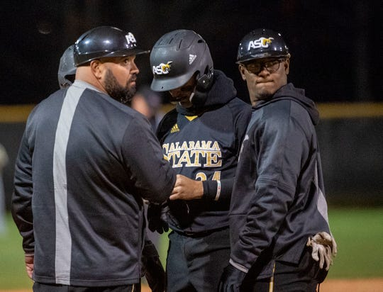 Alabam State squares off with Oakland during 2020 season that was cut short due to coronavirus.