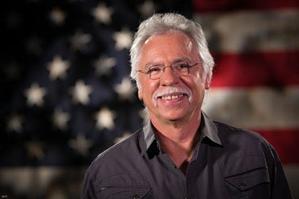 Joe Bonsall is Honorary Chair of HolidayFest 2020