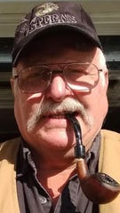 Retired Heath police Sgt. Jack Jones